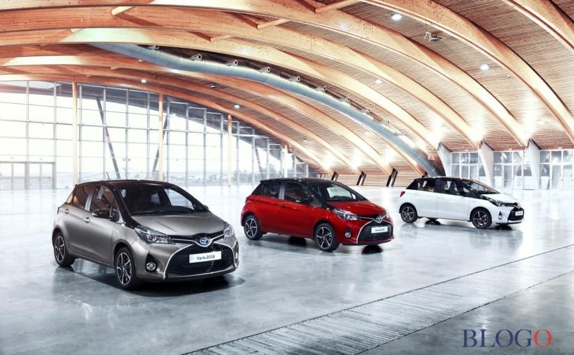 Star informa: Design Interni Toyota Yaris MY2016: arriva la versione Bi-Tone
