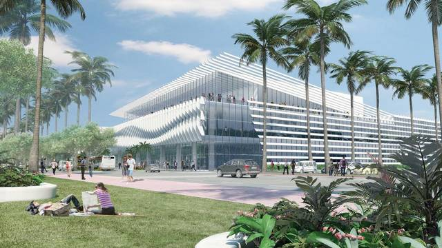 Notizie Star : Racchette Beach Tennis Vision Miami <b>Beach</b> Convention Center's big plans