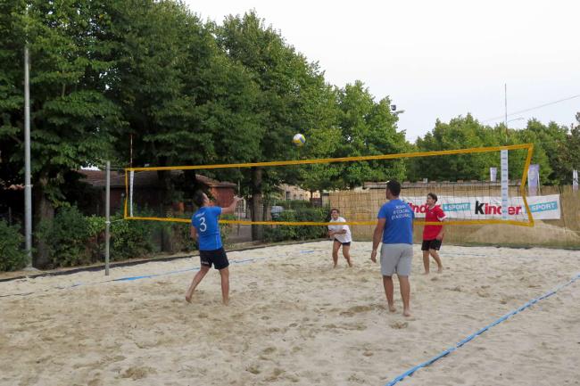 Notizie Star : Beach Tennis Scuola Nuovo campo da <b>beach</b> volley a Montepulciano