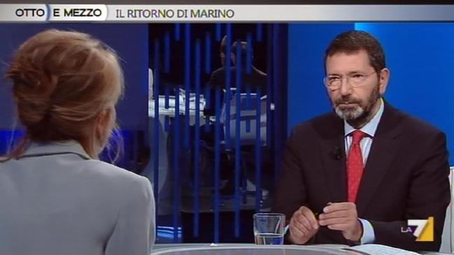 Star informa: Arredamento Casa Dalle vacanze ai Casamonica, Ignazio Marino si difende in tv