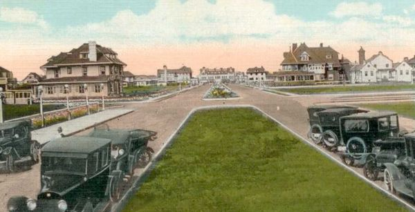 Notizie Star : Racchette Beach Tennis Vision Book explores early-20th century 'garden suburbs' on Long Island