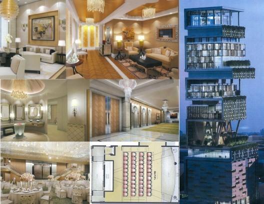 Star informa: Progettare Interni Casa Case di lusso: ecco la <b>casa</b> più costosa al mondo