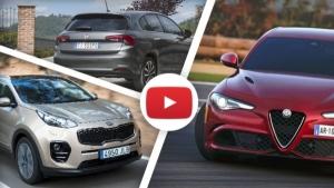 """Alfa Giulia, Fiat Tipo e Kia Sportage le auto più """"guardate"""" del 2016"""