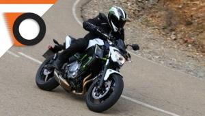 Kawasaki, BMW e Triumph, le prove moto della settimana