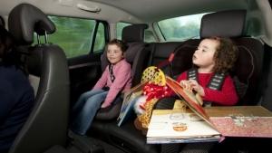 I giochi in auto per intrattenere i bambini