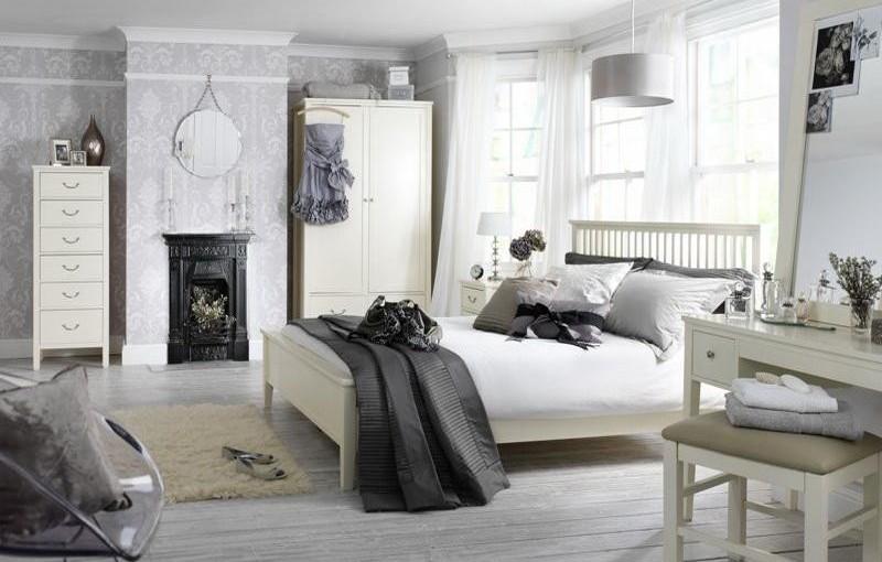 Star informa: Arredare Casa Stili Camera da letto grigia: come arredarla e quali tonalità scegliere