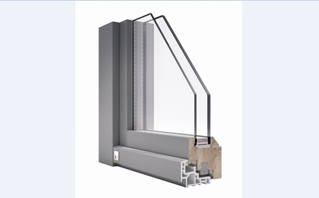 Star informa: Riviste Design Interni Finestre in legno-alluminio e fibra di vetro: Skill un serramento misto <b>…</b>