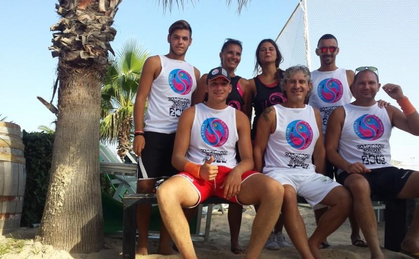 Notizie Star : Beach Tennis La <b>Beach Tennis</b> Latina è Vice Campione Regionale di Terza <b>…</b>