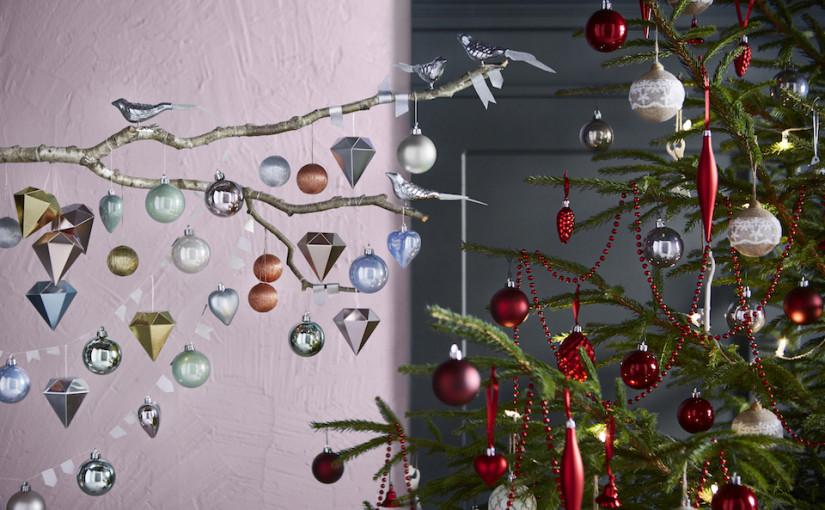 Arredare Casa Stili Ikea, la collezione di Natale trasforma ogni giorno in una festa