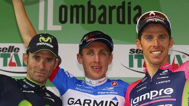 Tom Caruso Beach Tennis Il Lombardia 2014: ha vinto Daniel Martin davanti a Valverde e Rui <b>…</b>
