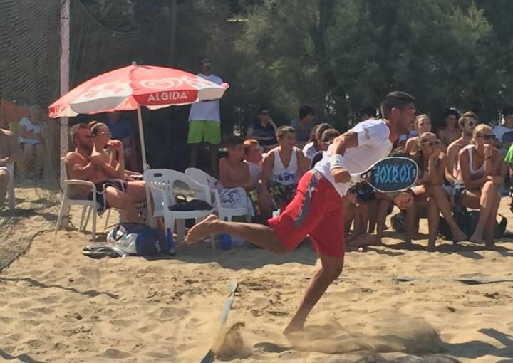 Racchette Beach Tennis ITF G1 Città di Riccione: per Cramarossa-Garavini buona la prima
