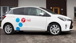 Car sharing, Toyota si prepara con Yuko