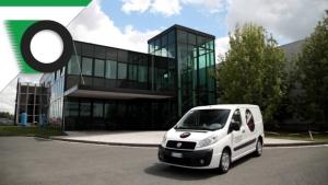 Fiat Professional sceglie Carolina Vergnano come testimonial [VIDEO]