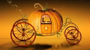 Halloween, ecco le auto che vestono d'arancio