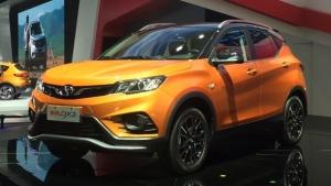 SEM DX3, il SUV cinese disegnato da Pininfarina