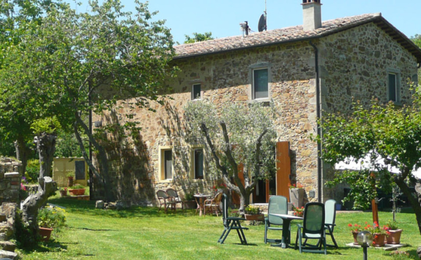 Agriturismo Roccastrada Sangiusto Maremma Toscana