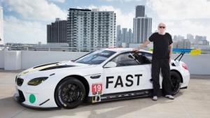 BMW, ecco la Art Car che correrà alla 24 Ore di Daytona