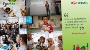 Kia e Lifegate insegnano la sostenibilità nelle scuole