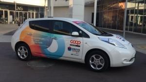 Nissan Leaf, sconti sul noleggio per i clienti Coop