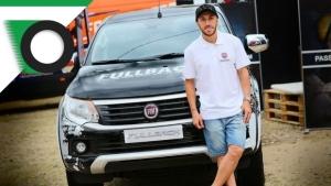 Tony Cairoli alle prese con il Fiat Fullback [VIDEO]