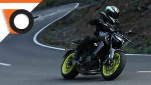 Yamaha MT-09 2017, la prova di OmniMoto.it