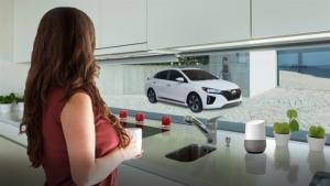 Hyundai al CES con Google Home, guida autonoma e arti artificiali