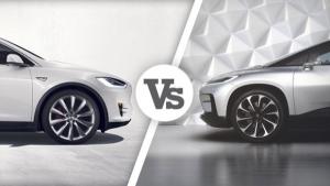 Faraday Future vs Tesla, la sfida è (anche) nei numeri
