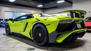 Le auto più costose vendute su eBay nel 2016