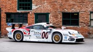 Una Porsche 993 GT1 Le Mans per fare la spesa