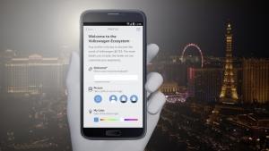 """Volkswagen, al CES 2017 arriva l'App per """"parlare"""" con l'auto"""
