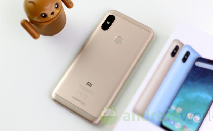 Riparte l'aggiornamento ad Android 10 per Mi A2 Lite: stavolta Xiaomi avrà fatto le cose per bene?