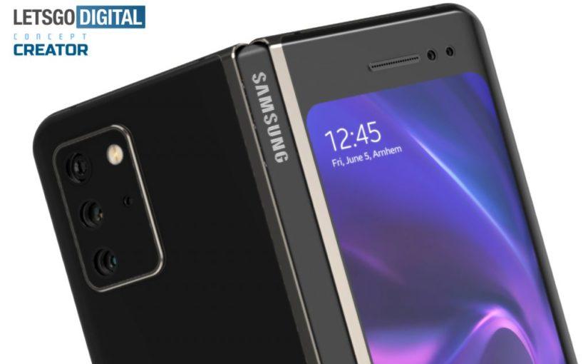 Il vero successore di Galaxy Fold potrebbe arrivare insieme ai Note 20 e condividerne l'asso nella manica (foto e video)