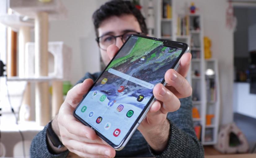 Il sito indiano di Samsung inaugura la pagina di supporto di Galaxy Z Fold Lite: annuncio alle porte?