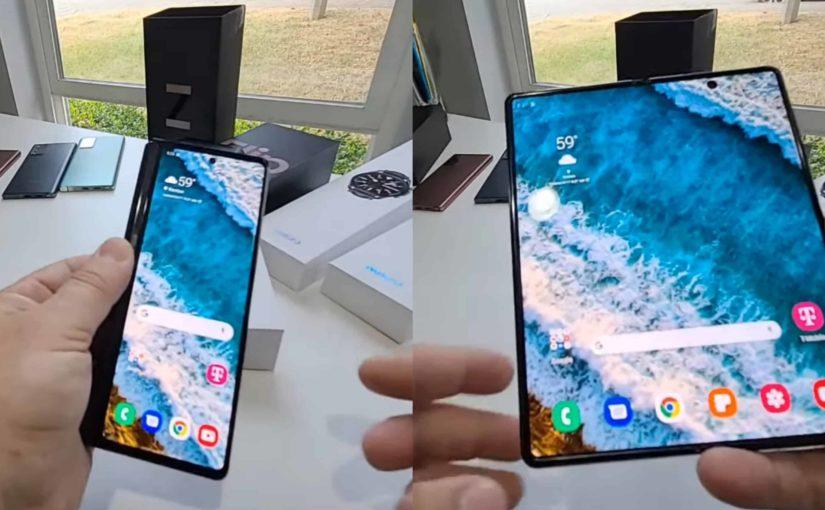 Curiosi di vedere i nuovi Samsung? Ecco un video unboxing di tutti (ma proprio tutti) i dispositivi annunciati