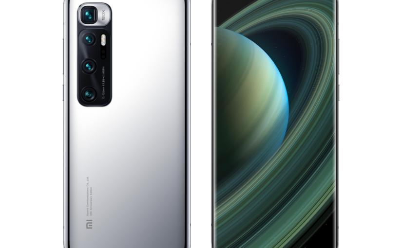Ecco Mi 10 Ultra, lo smartphone per il 10° anniversario di Xiaomi che punta a essere memorabile (foto)