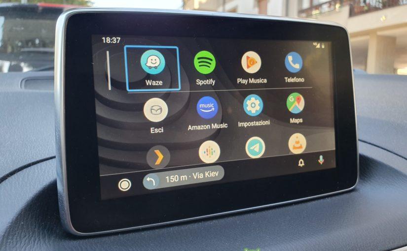 Il dispositivo per rendere Wireless il vostro Android Auto (video)