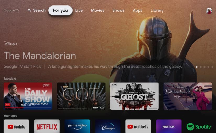 Cos'è Google TV: un launcher, un'app, il sostituto di Play Film e anche di più