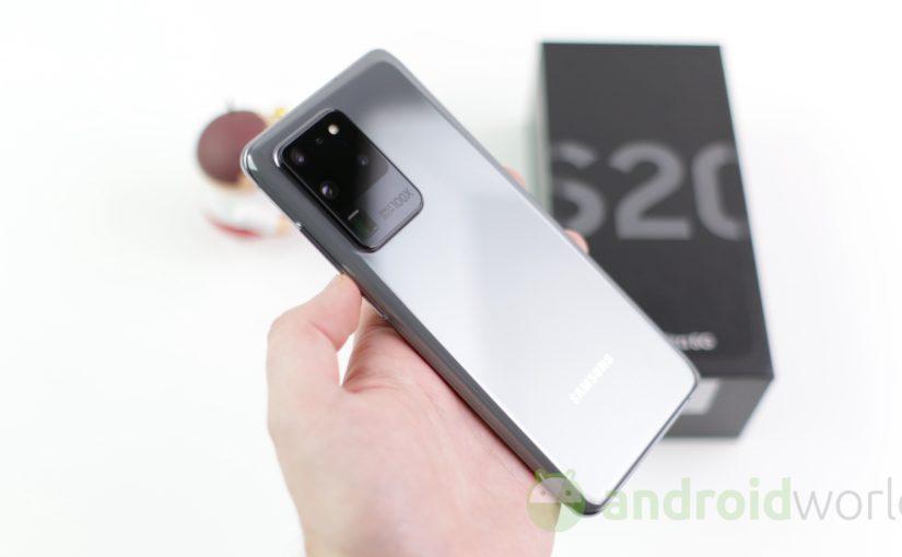 Android 11 per Galaxy S20 è vicinissimo: nuovi indizi sul rollout della stabile (foto)