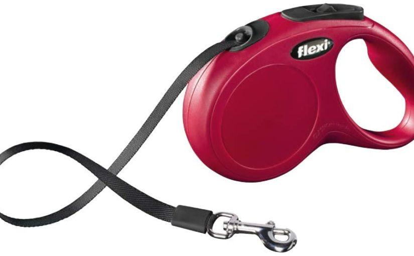FLEXI Croci C5055576 Guinzaglio Avvolgibile, Rosso