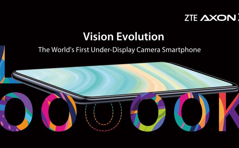 ZTE entra nella storia con il primo smartphone con fotocamera sotto il display: ZTE Axon 20 5G arriva a 449€ (aggiornato)