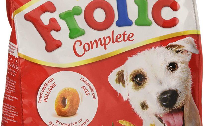 Frolic Sacco da 1 kg – Small Dog Pollo Verdure e Cereali