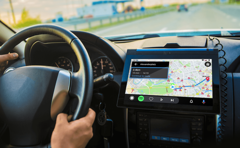 Il navigatore ABRP per le auto elettriche in beta su Android Auto