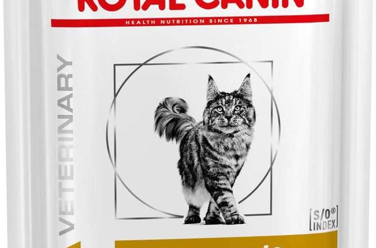 Royal Canin Veterinary Cat Urinary S/O Mousse 12 x 85 gr