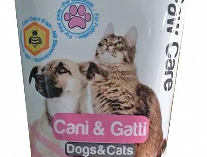 Croci Crema per Cuscinetti Plantari di Cani e Gatti