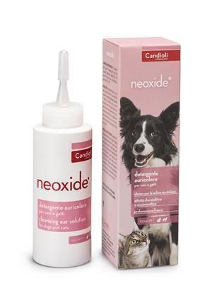 NEOXIDE 100 ML VET Detergente auricolare per cani e gatti