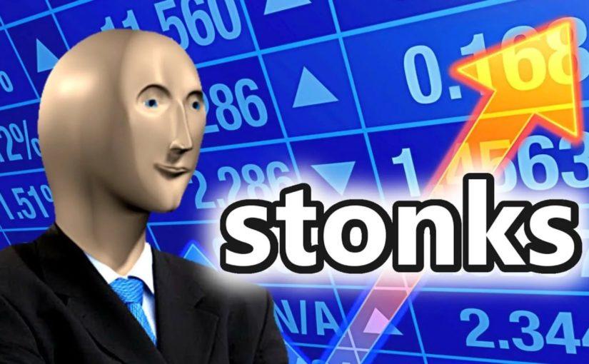 """Questa nuova skin di Fortnite è davvero molto """"stonks"""" (video)"""