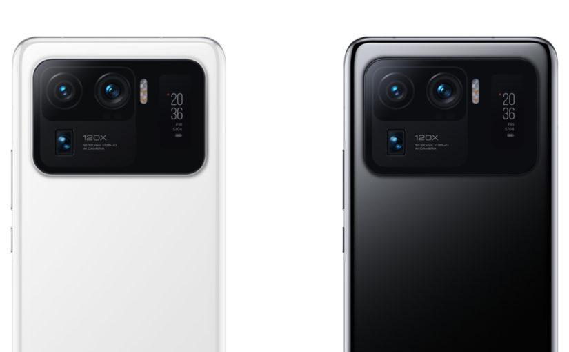 Gli sfondi ufficiali di Xiaomi Mi 11 Ultra e Mi MIX Fold: come provarli subito (foto)