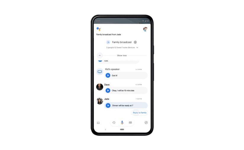 Assistant e Google Home si arricchiscono di nuovi suoni, nuove storie e servizio broadcast migliorato (video)