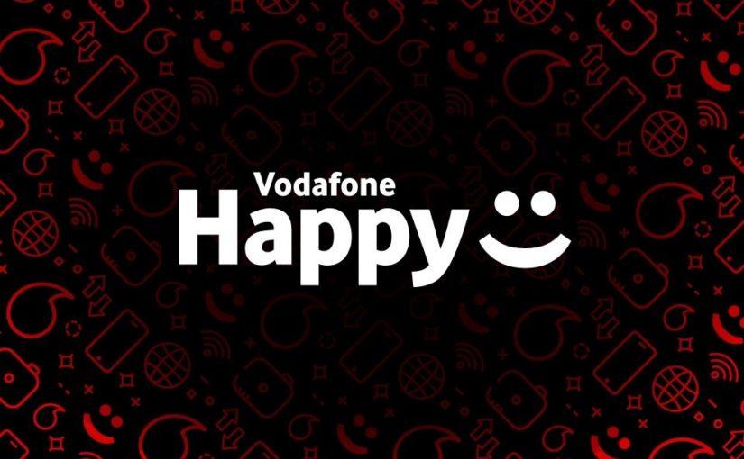 Vodafone Happy Friday: potete scegliere tra 30% di sconto da Kiko o una rivista in regalo (foto)