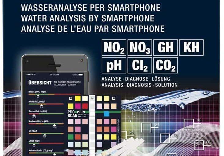 JBL Proscan Water analisi da Smartphone – la Nuova Generazione